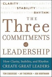 The Three Commitments of Leadership