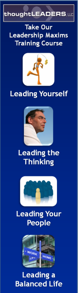 Leadership Maxims Training Course