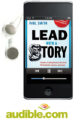 Lead With a Story on Audible