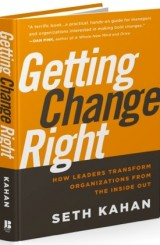 Getting Change Right by Seth Kahan
