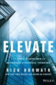 Elevate - The Three Disciplines of Advanced Strategic Thinking