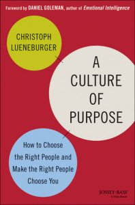 A Culture of Purpose