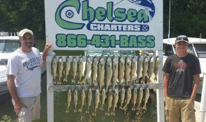 Walleye Fishing Success