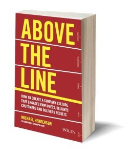 Above the Line by Michael Henderson