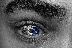 Globe in Eye