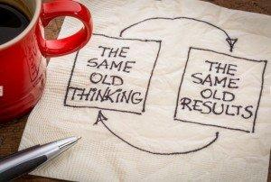 Same Thinking Same Results Loop