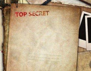 Top Secret Folders