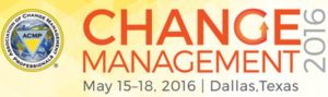 ACMP Change Management 2016