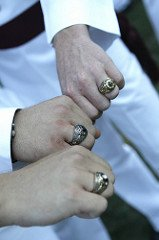 West Point Class Rings