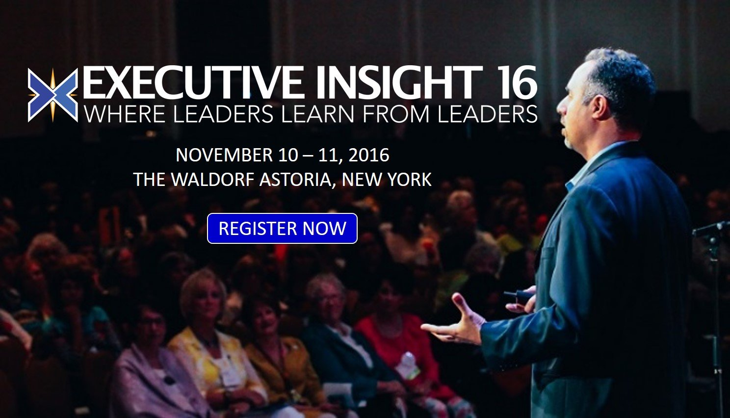 Executive Insight 16 - a Premier Leadership Conference