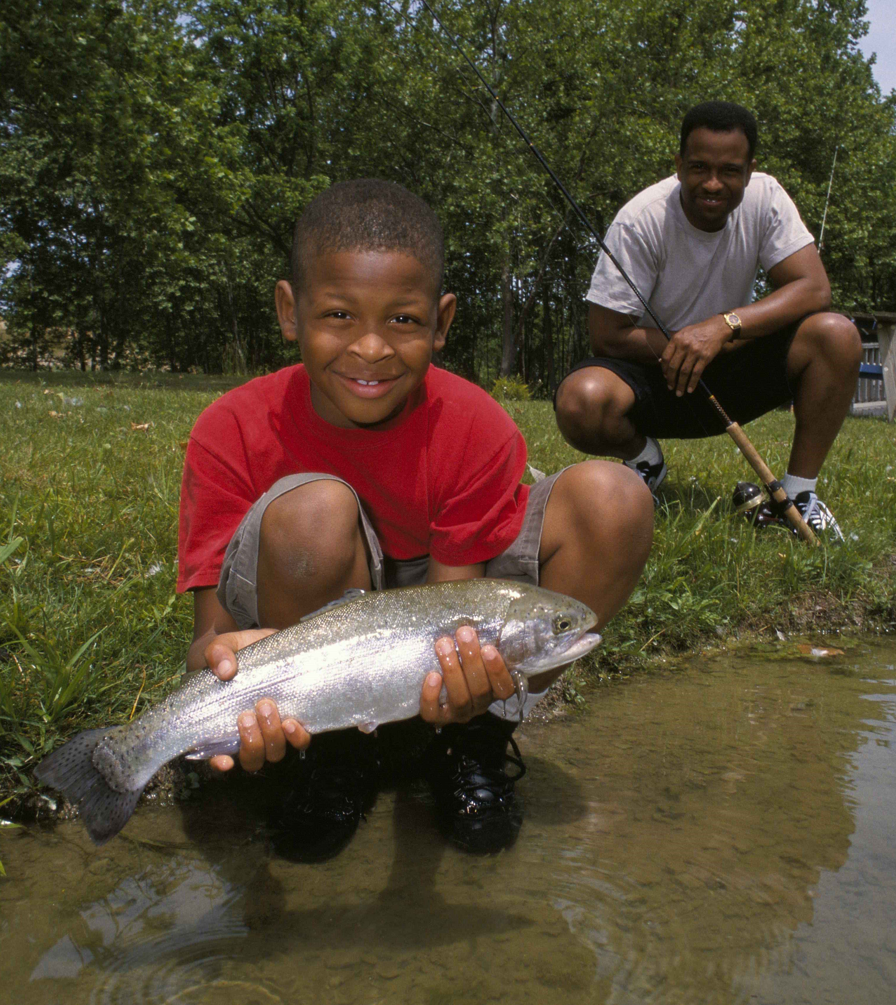 Write better job descriptions by understanding the job vision for Father son fishing