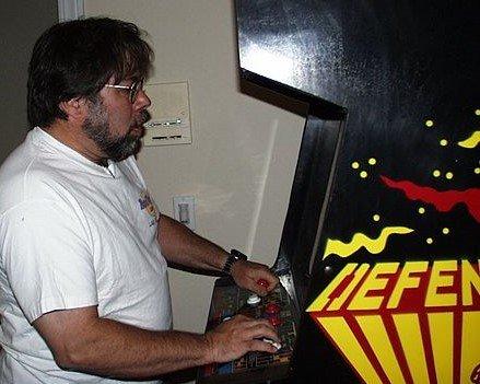 Steve Wozniak Playing Defender