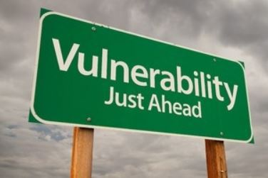 Vulnerability on a Road Sign