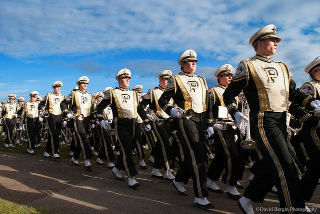 Purdue University Marching Band