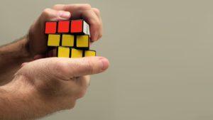 20190402 Rubiks Cube